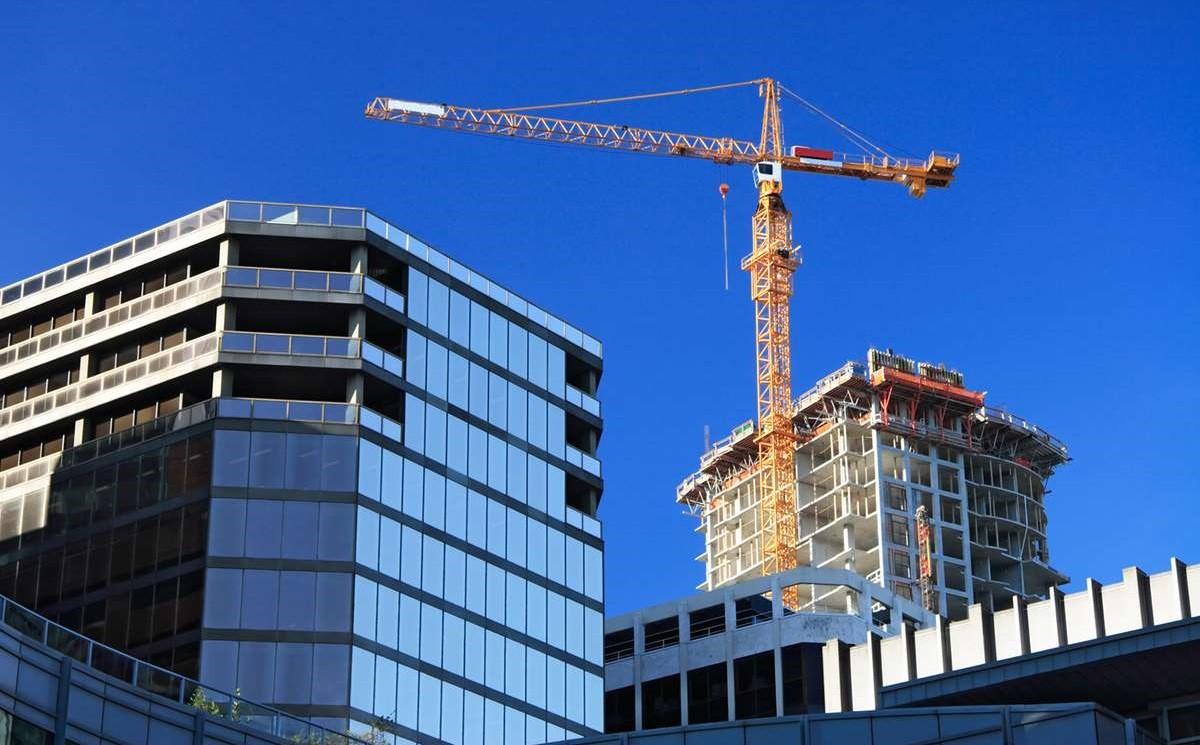 Строительство жилых домов, зданий и сооружений